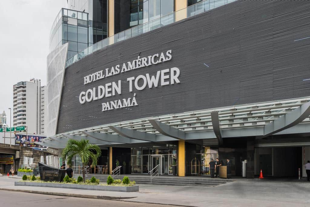 Custom Lighting and Design – American Golden Tower, Panama 9