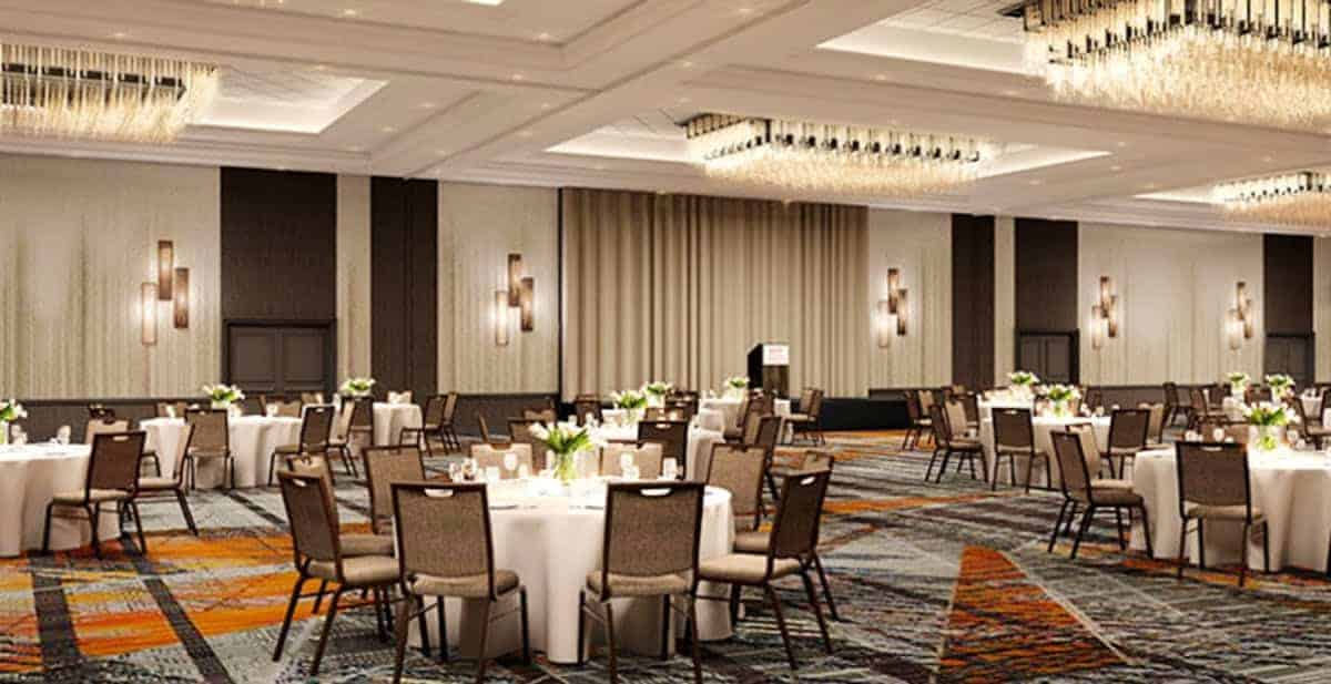 Decorative Lighting Case Study: Brooklyn Bridge Marriott 9