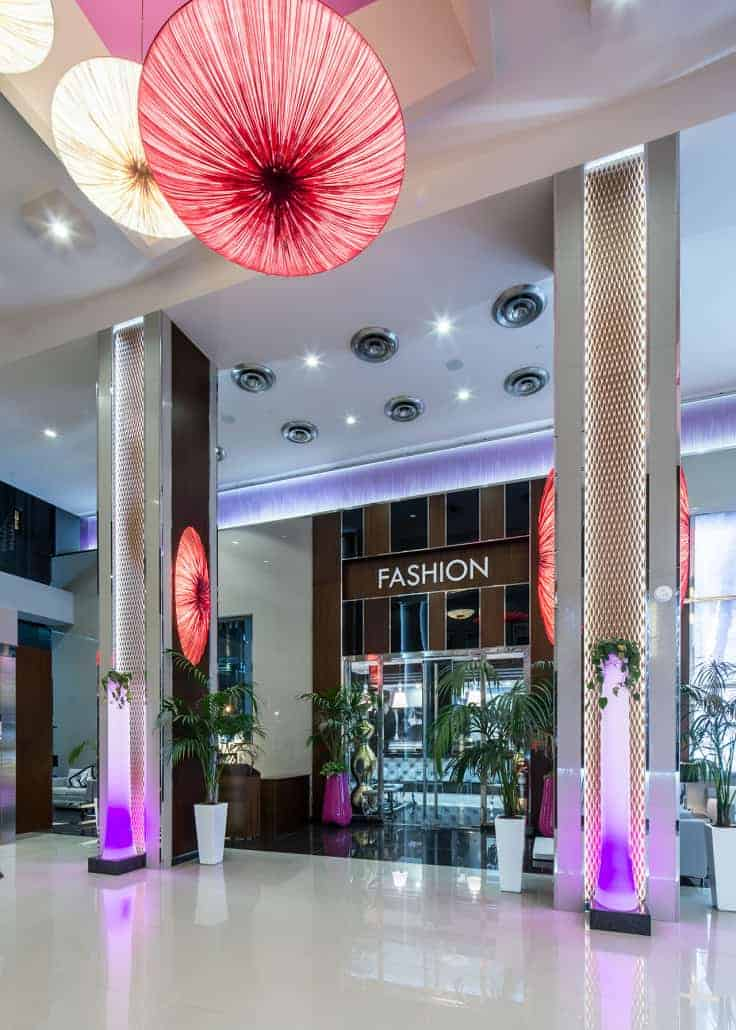 The Quirky But Elegant Riu Plaza New York Times Square Hotel 5